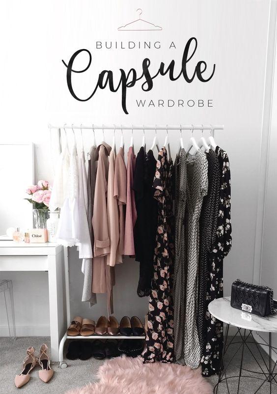 Capsule Wardrobe. Come farlo e come scegliere i capi step by step.