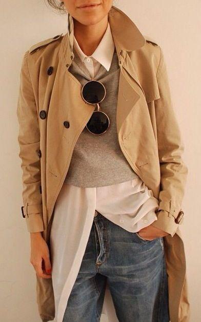 IL TRENCH - Il capo passe-partout per eccellenza. Con cosa indossarlo e quale acquistare.