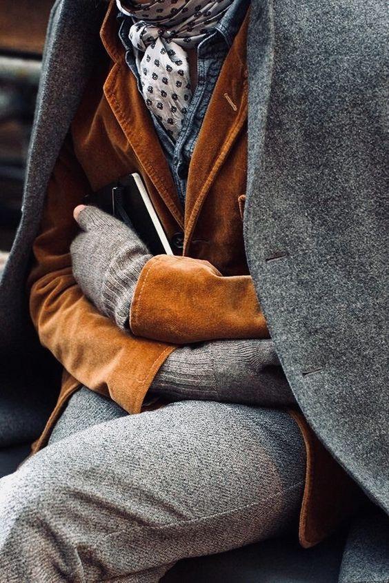 7 CAPI MASCHILI: come trasformare e riutilizzare vestiti e accessori da uomo.