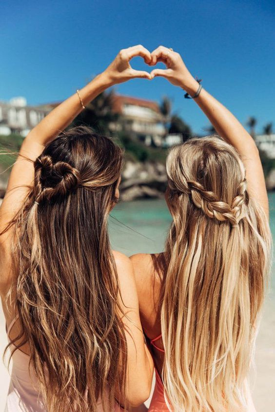 COME PROTEGGERE I CAPELLI AL MARE? Le soluzioni per evitare che la chioma si danneggi. #capelli #beach #hairbeauty #tricks #tips #beautytips