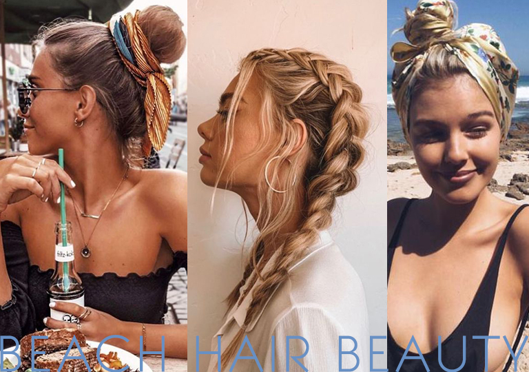 #capelli #beach #hairbeauty #tricks #tips #beautytips