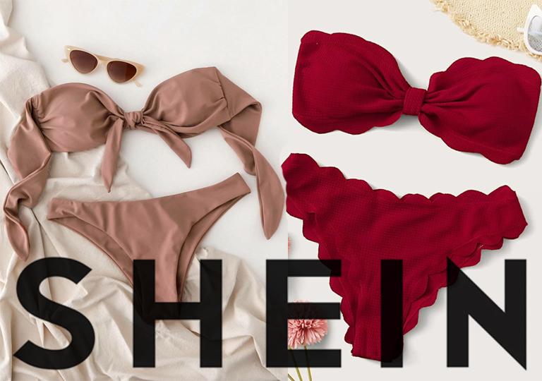 PRIMO HAUL SHEIN - RECENSIONE. Cosa ho acquistato e come mi sono trovata. #haul #shein #recensione #review #costumi